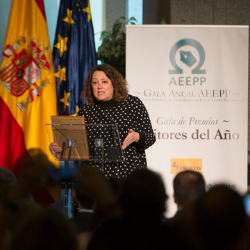 Virginia Pérez Alonso, codirectora de Público