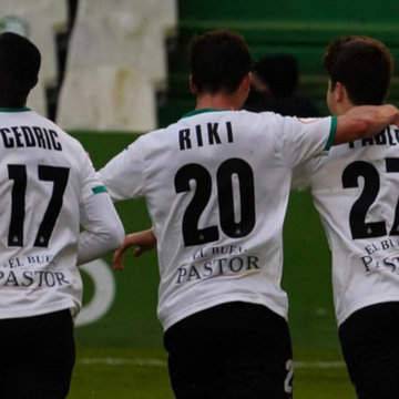 Cedric, Riki y Pablo | Foto: Real Racing Club