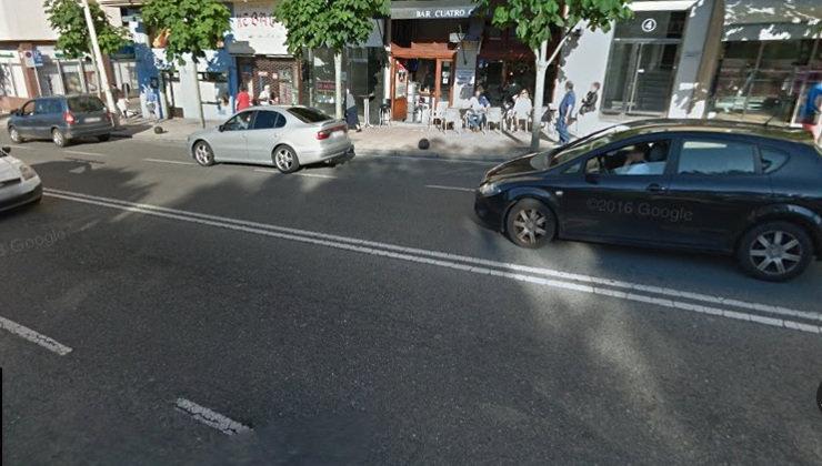 Detenido un hombre en Santander por agredir a su pareja tras una discusión