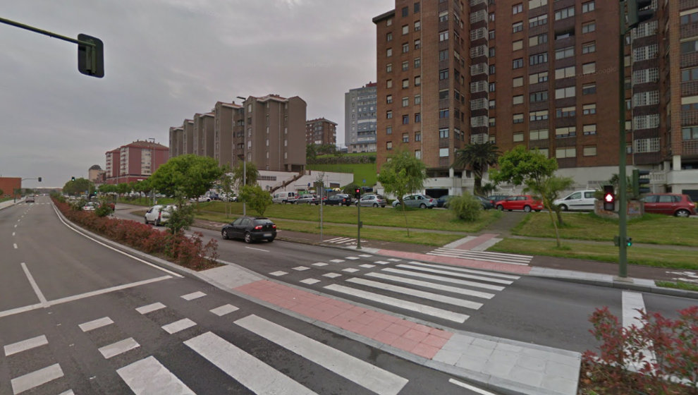 Detenido un conductor ebrio que invadió el carril contrario en Santander