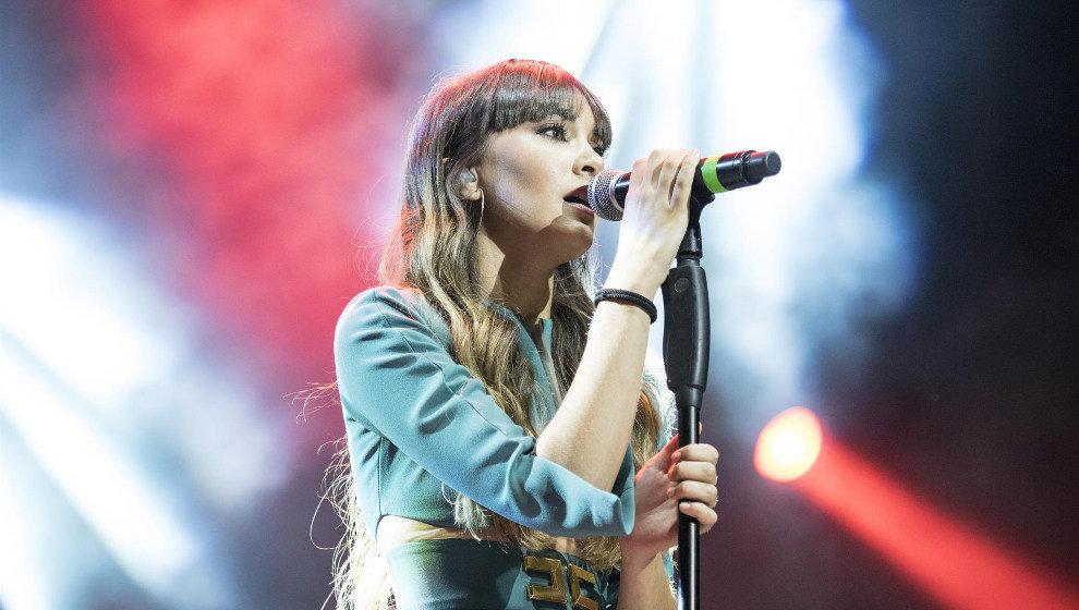 La cantante Aitana actuará en Santander el 6 de noviembre