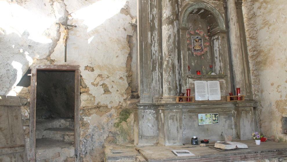 La restauración de la Ermita de San Juan de Socueva costará 90.000 euros y podría estar finalizada este año