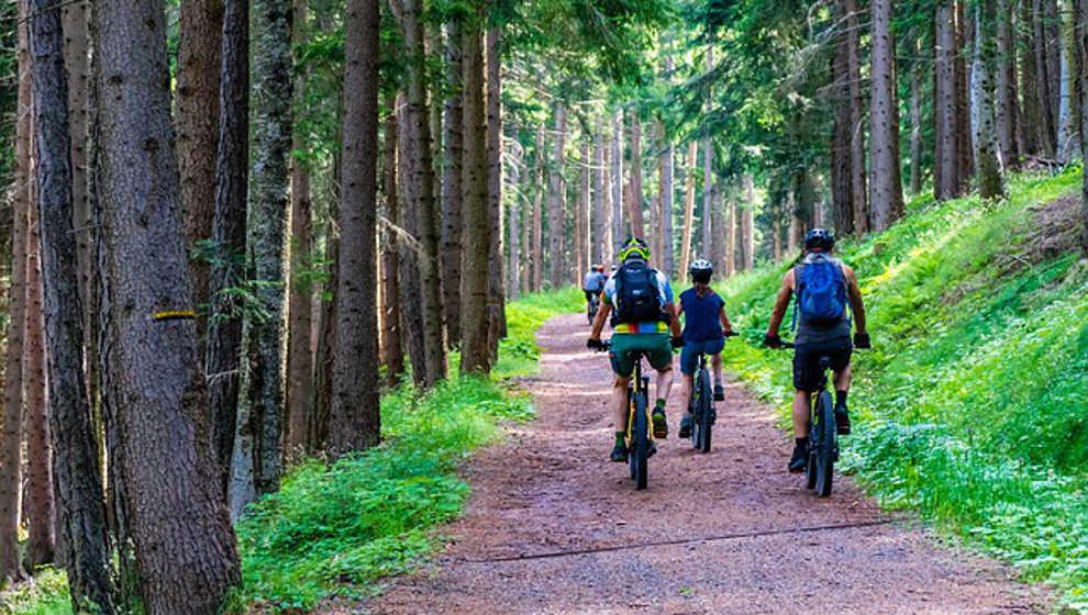 Óscar Freire y José Iván Gutiérrez te recomiendan rutas ciclistas en Cantabria