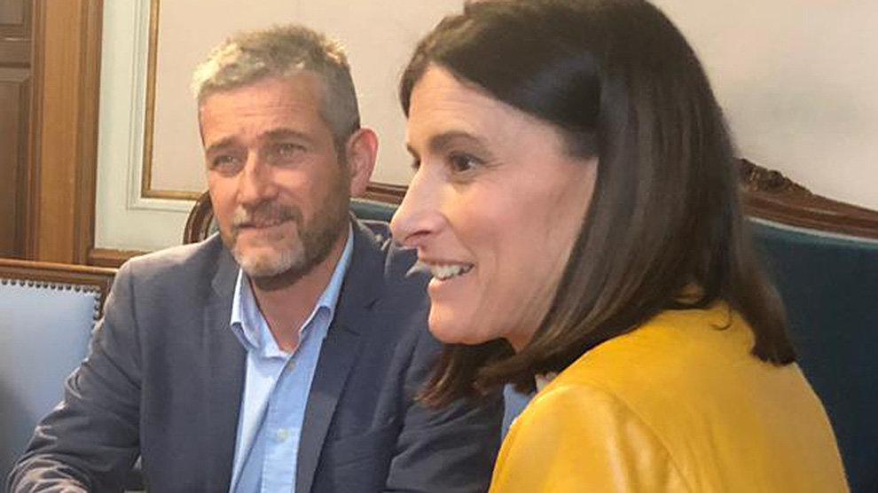 Los socios de gobierno, PP y Cs, se enfrentan por el anuncio de los proyectos de las concejalías
