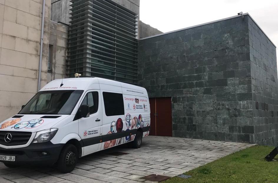 La unidad móvil de Donantes de Sangre llegará el miércoles al municipio
