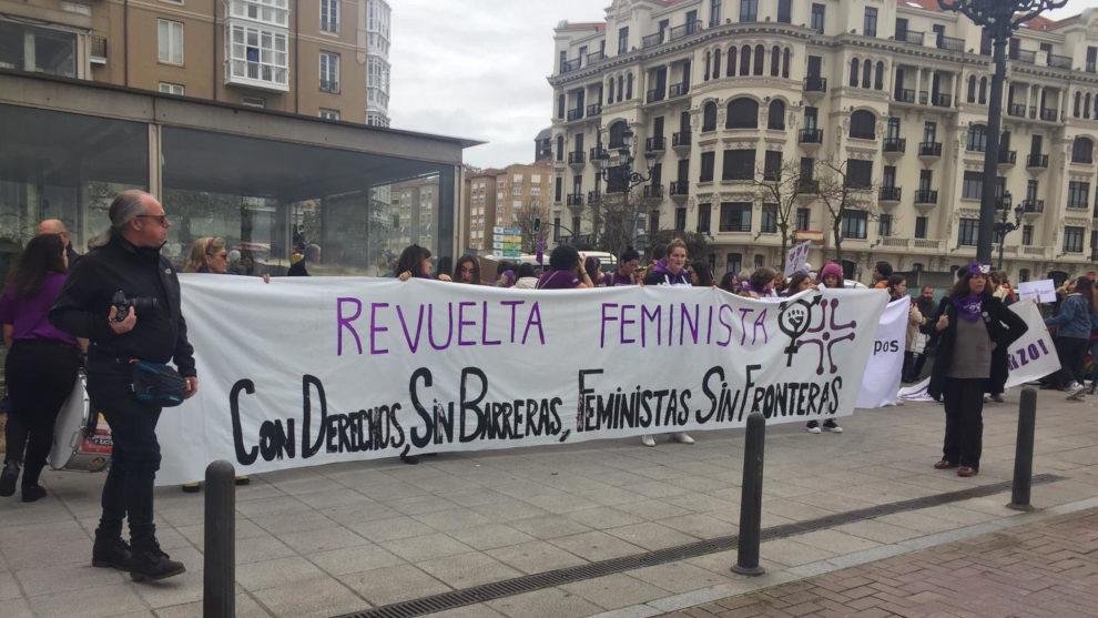 Comunicados 14 actos en Cantabria por el 8M, que cuentan con el permiso de Sanidad