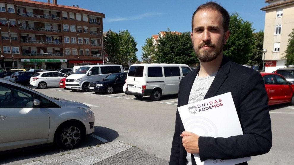 """Podemos pide la """"internalización"""" del servicio de transporte sanitario"""