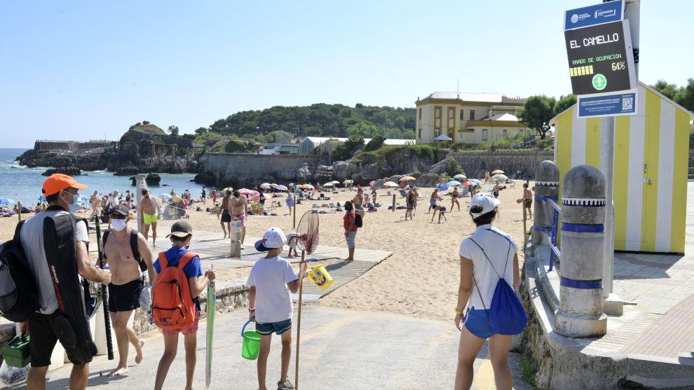 La solución del Ayuntamiento para la gestión de las playas ante el Covid-19, referente nacional e internacional en la guía editada por Segittur