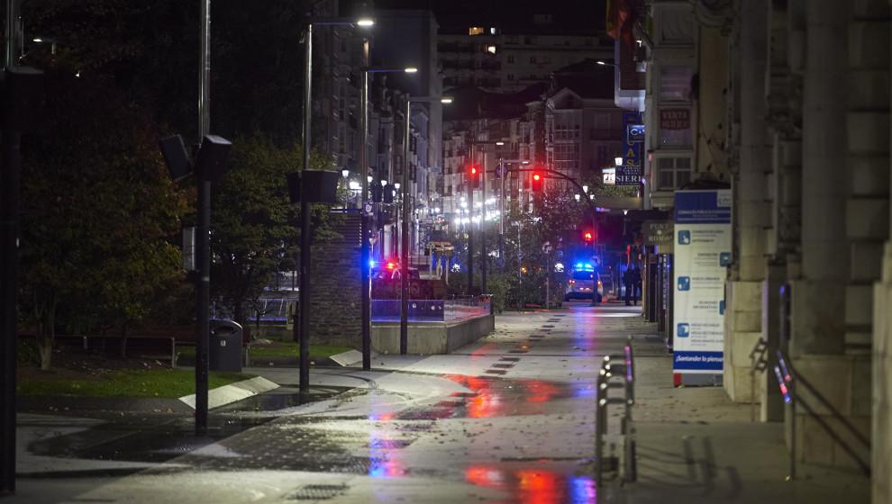 Denunciadas 19 personas por saltarse el toque de queda en Santander