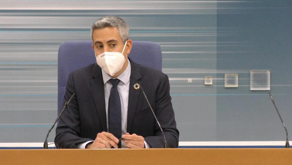 El vicepresidente de Cantabria, Pablo Zuloaga, da positivo en Covid