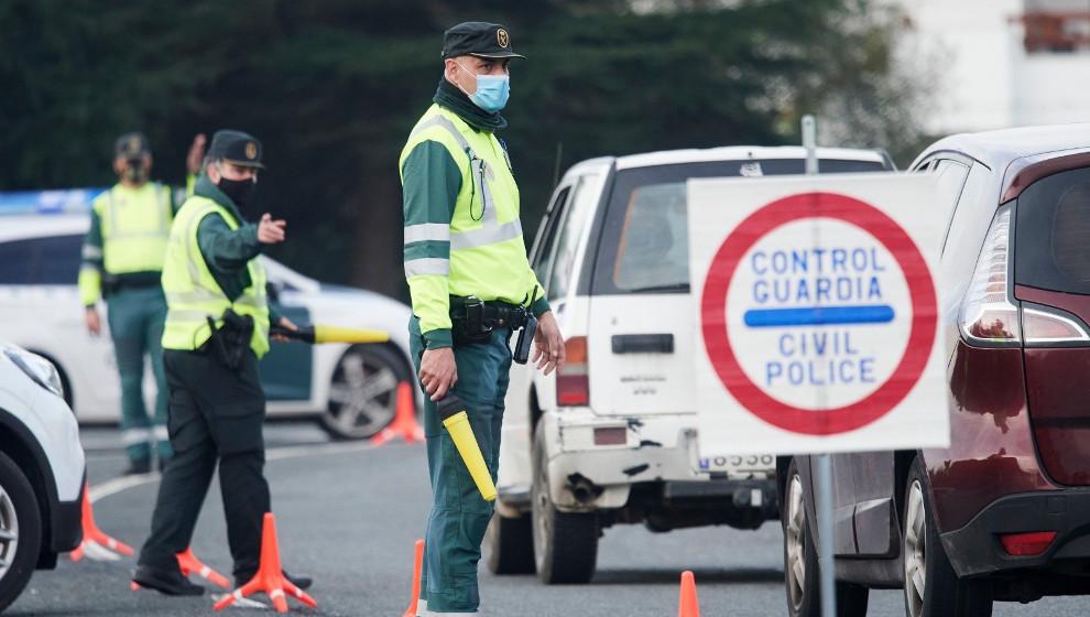 """Cantabria no tiene garantizada la seguridad al """"no tener suficientes"""" efectivos de la Guardia Civil"""
