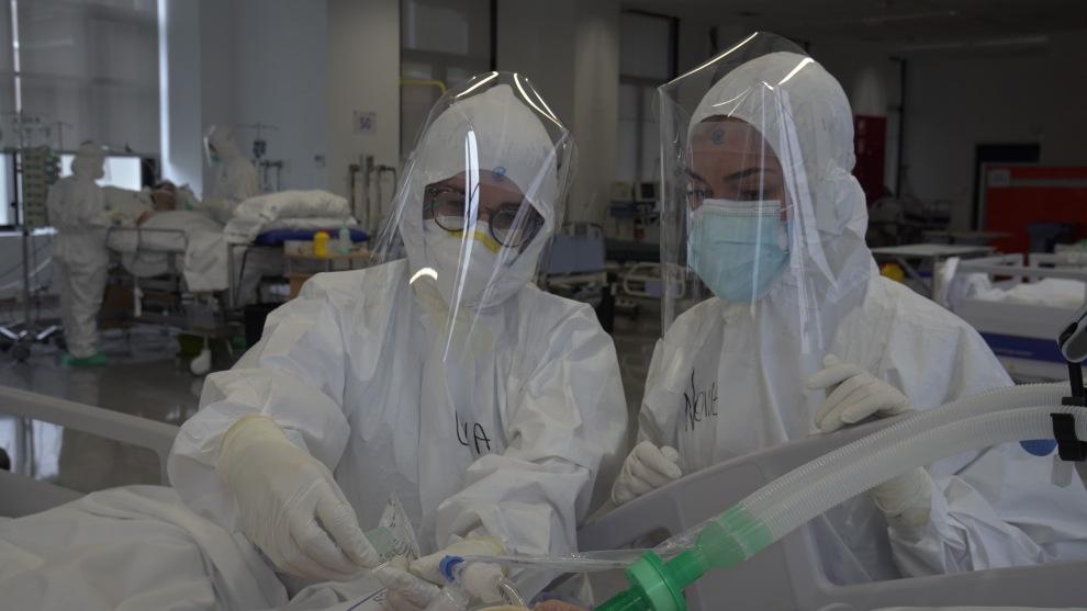 Cantabria suma una muerte Covid y 39 nuevos casos mientras bajan los hospitalizados