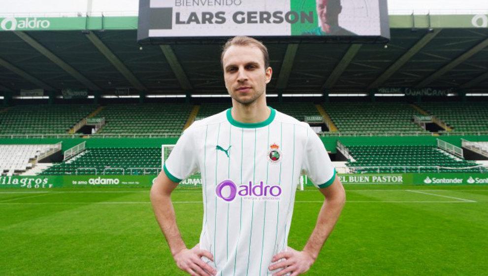 Lars Gerson abandona el Racing por motivos personales