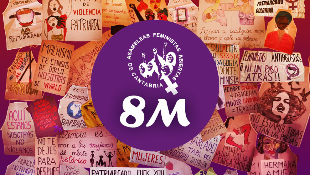 """Los actos convocados para el 8M serán """"seguros y responsables"""" y denunciarán el aumento de la precarización de mujeres por el Covid-19"""