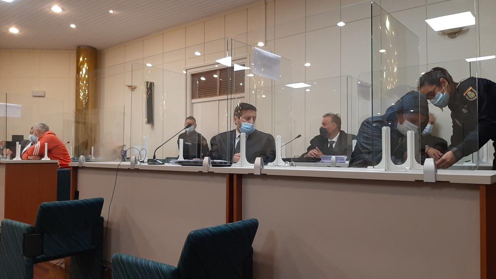 El TSJC ratifica la condena por robo del tercer implicado en la muerte del anciano asfixiado en su garaje de Santander