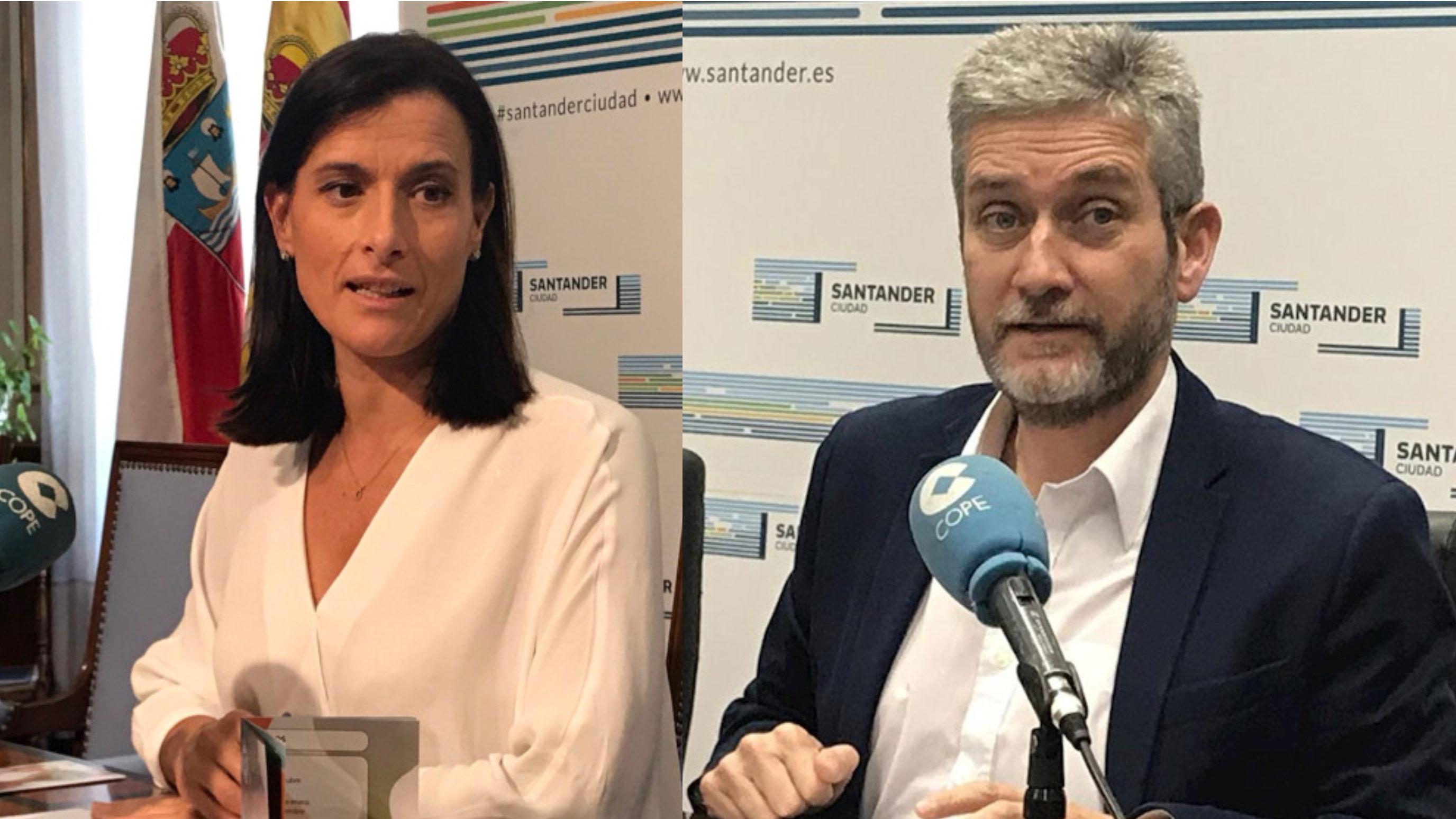 El pacto entre PP y Cs en Santander se resiente tras los 'terremotos' de Madrid y Murcia