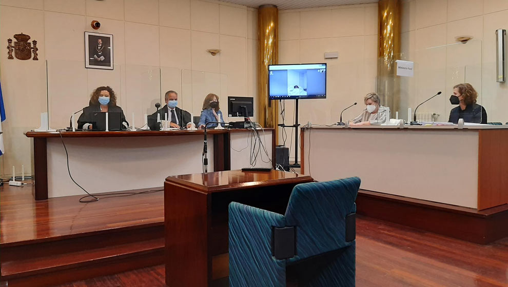 El jurado declara por unanimidad culpable a la acusada de matar a su cuñada