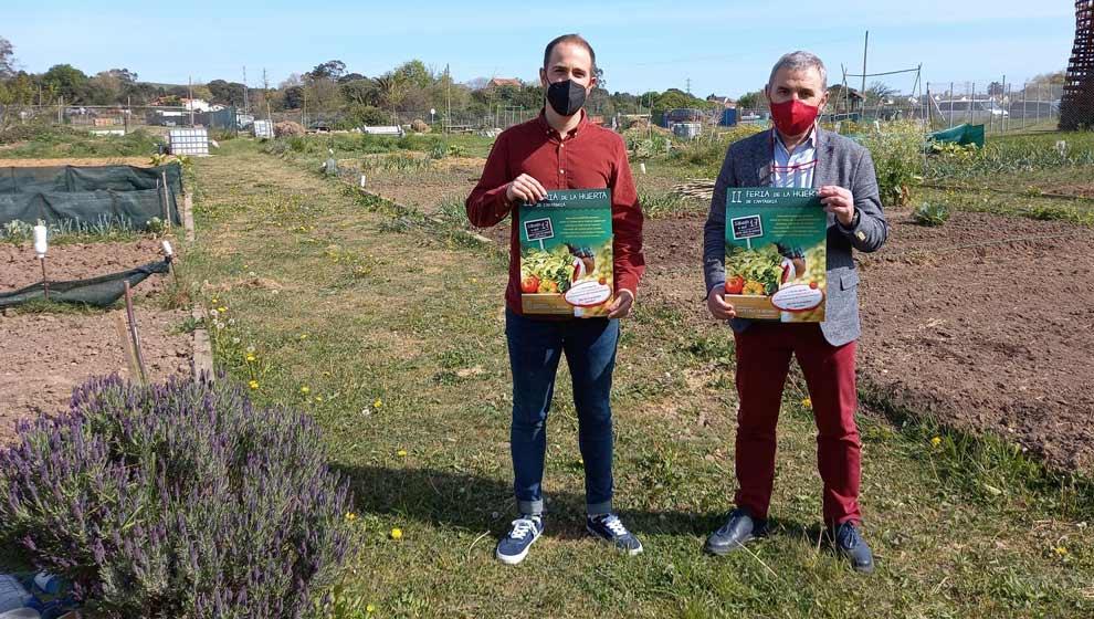 La II Feria de la Huerta de Cantabria se celebrará el 17 de abril con 70 puestos
