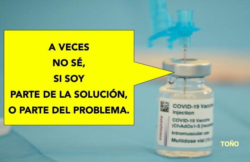 AstraZeneca, ¿solución o problema?