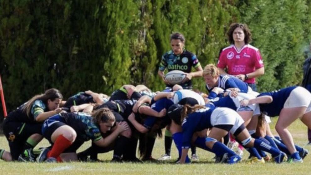 """""""Cantabria podría tener su liga de rugby femenino si quisiera ayudarnos, pero parece que no quiere. Nunca se nos ha valorado"""""""