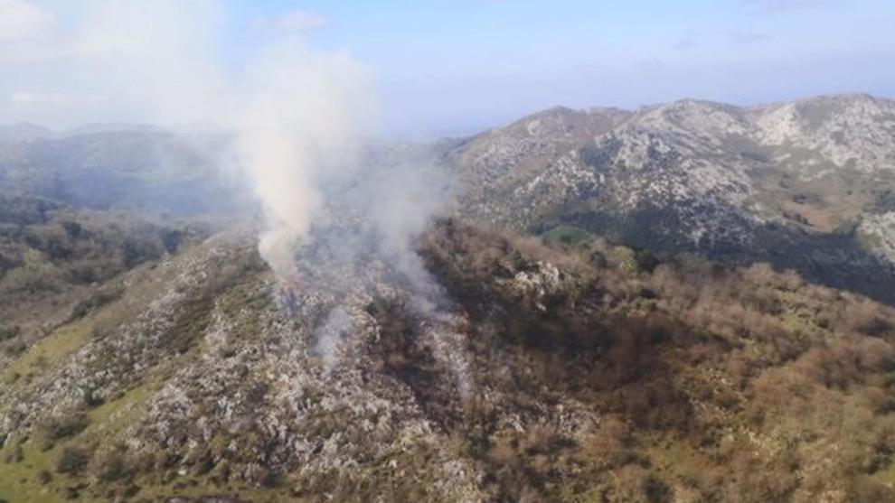 Cantabria no registra nuevos incendios forestales y se desactiva el nivel 2 de alerta en toda la región