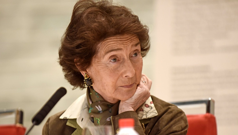 La UIMP nombra doctora 'Honoris Causa' a Paloma O'Shea