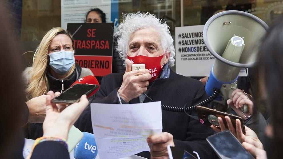 Hostelería de Cantabria demandará al Gobierno por sexta vez tras el cierre de los interiores