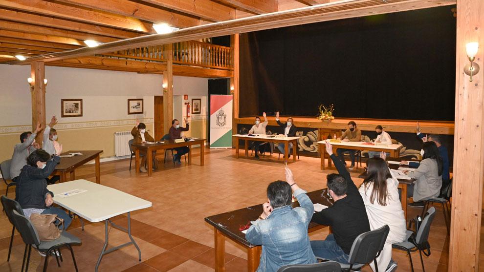 El Pleno aprueba por unanimidad el Presupuesto municipal que asciende a 6,2 millones de euros