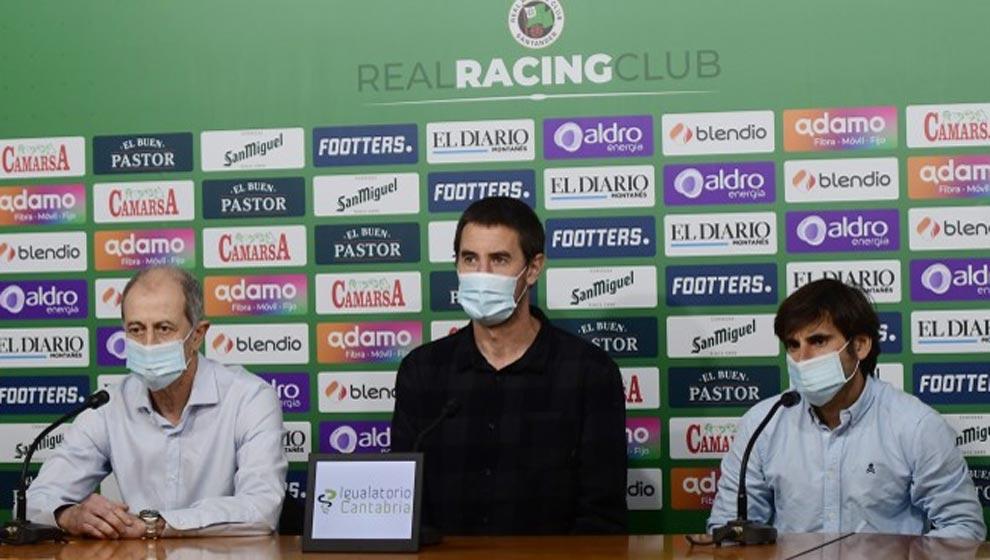 Amorrortu, Menéndez y Solabarrieta abandonan el Racing