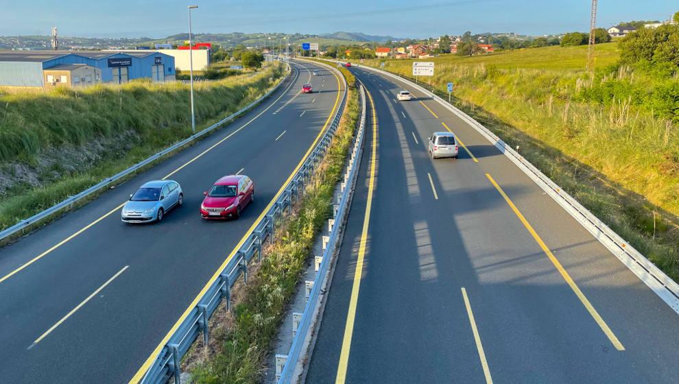 Habrá que pagar para viajar por la autovía de Torrelavega a Santander