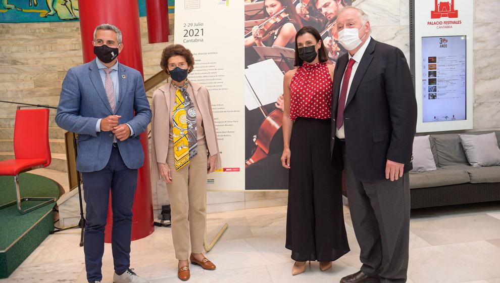 El Encuentro de Música y Academia regresa con 50 espectáculos, un estreno mundial y Beethoven como protagonista