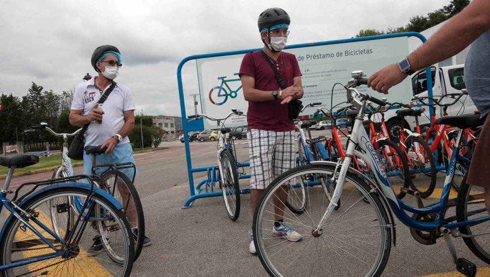 El Ayuntamiento iniciará el 23 de junio el servicio gratuito de préstamo de bicicletas