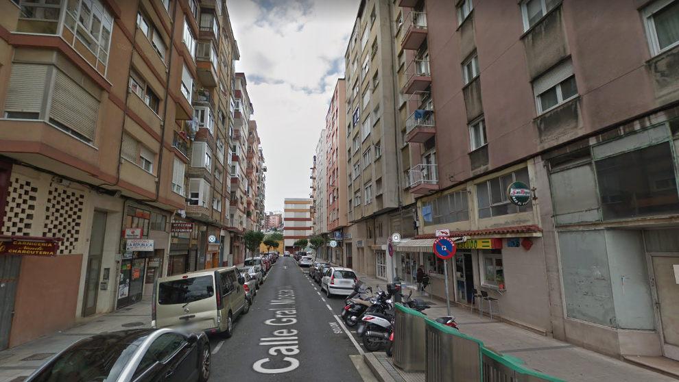 Detenido por amenazar a su pareja y causar daños en el negocio que ella regenta en Santander