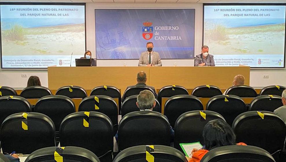 El nuevo Patronato del Parque Natural de las Dunas de Liencres y Costa Quebrada se aprobará en otoño