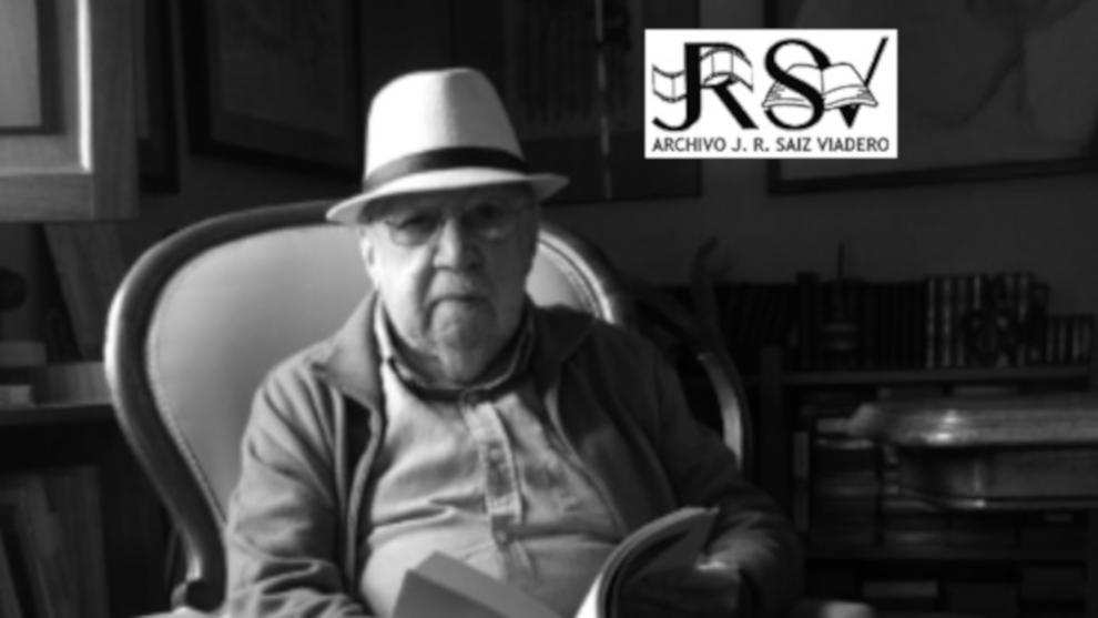 Un Archivo Digital inédito en Cantabria recoge la vida y obra del escritor cántabro José Ramón Saiz Viadero
