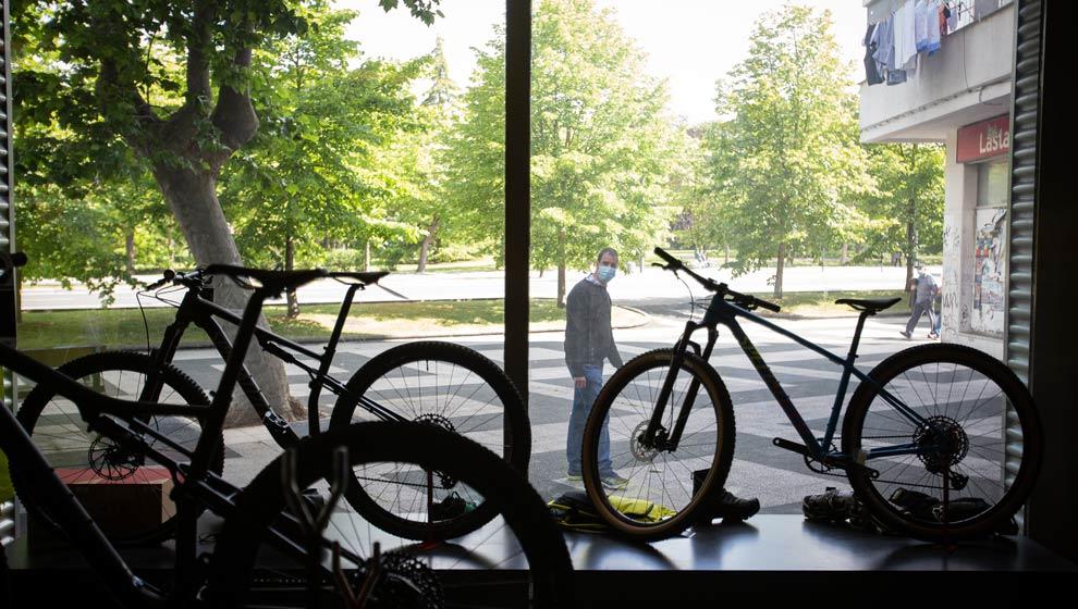 Comienza la tramitación de la ordenanza de ayudas para comprar bicis eléctricas