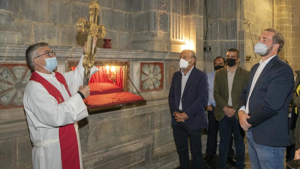 Los Gobiernos de España y Cantabria destinarán 800.000 euros a rehabilitar el Monasterio de Santo Toribio