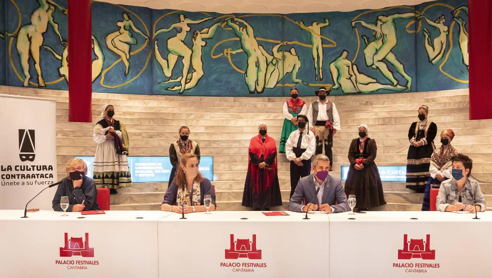 El programa de folclore 'El Origen' llega este fin de semana a Castro, Potes y Cabezón