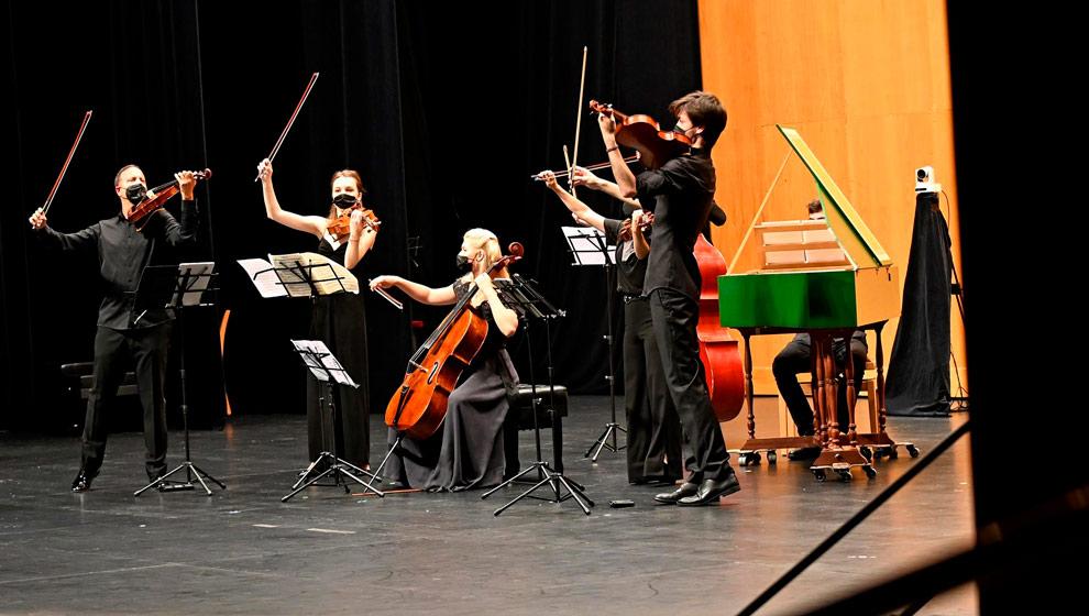 El XX Encuentro de Música y Academia ofrecerá este domingo conciertos en el Palacio de Festivales, Reocín y Torrelavega