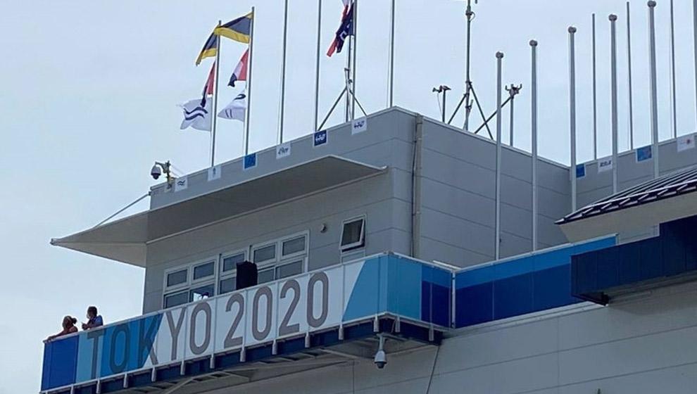 Aplazada la regata en la que compite el cántabro Diego Botín por falta de viento