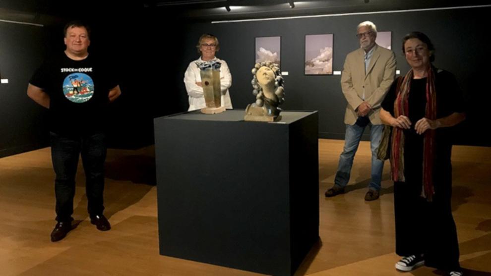 El Museo Marítimo muestra la relación del hombre y el mar a través de cerámica y fotografía