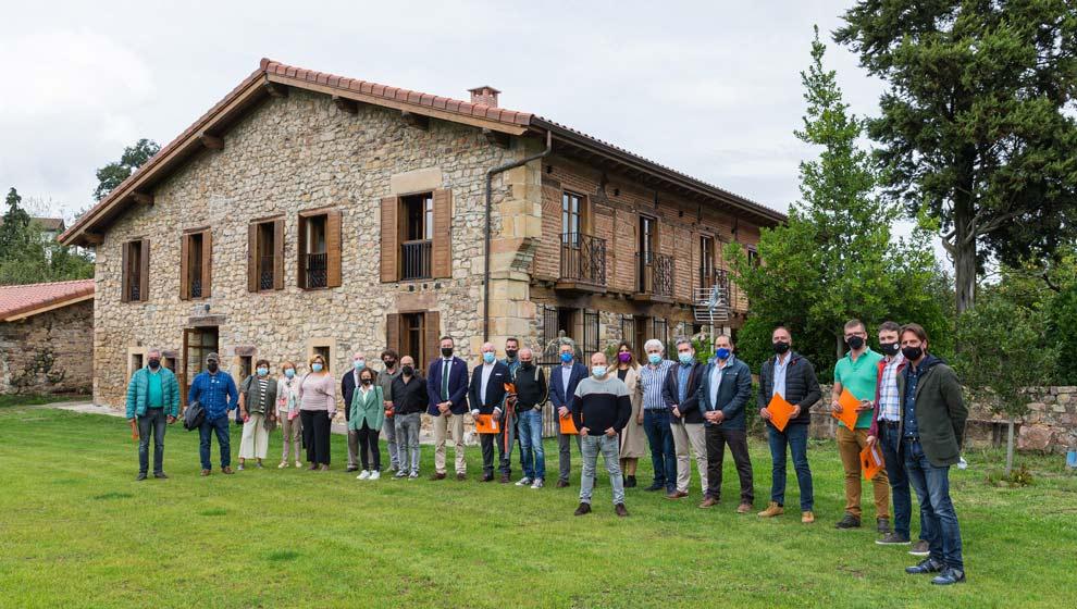 El Gobierno financia con más de 600.000 euros 11 proyectos para impulsar la comarca