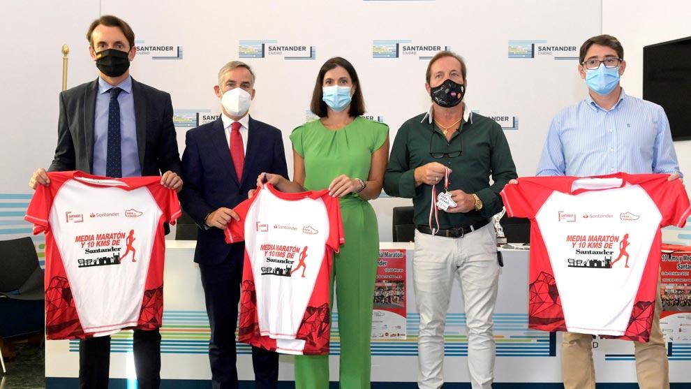 Santander celebrará la IX Media Maratón y los 10 kilómetros el 3 de octubre