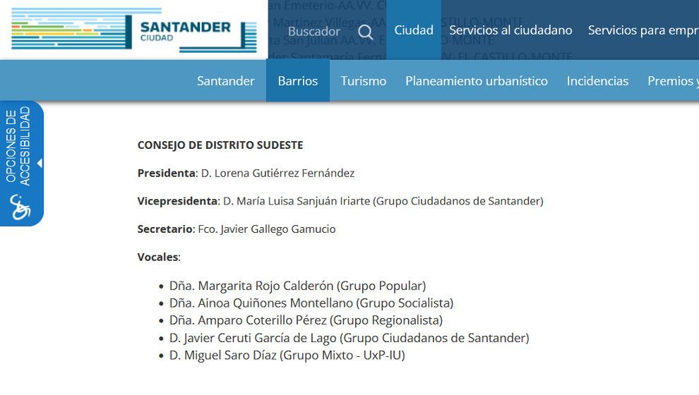 Captura pantalla web Santander_Lorena Gutiérrez