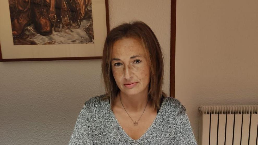 María Jesús Gutiérrez, nueva coordinadora de Izquierda Unida