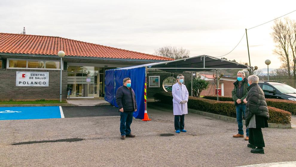 El SCS acepta la finca cedida del Ayuntamiento para ampliar el centro de salud