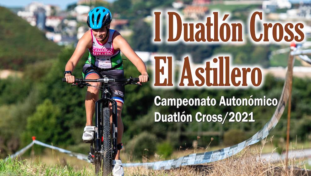 Astillero celebra este domingo su primer Duatlón Cross
